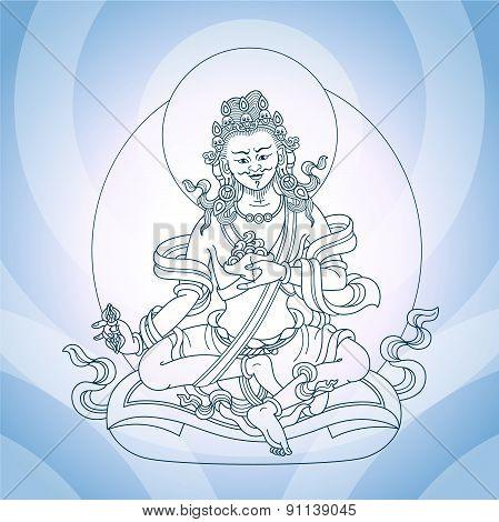 Eastern God