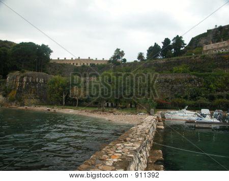 Jetti  To Corfu