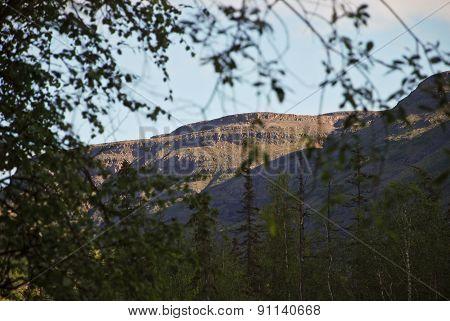 Mountains Bucharama