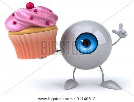 Fun eye