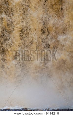 Waterfall Abstract Background