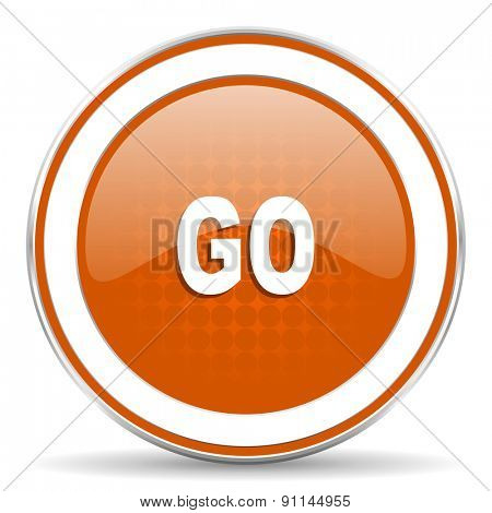 go orange icon