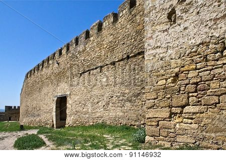 fortress in Belgorod-Dniester