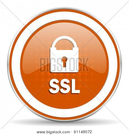 ssl orange icon