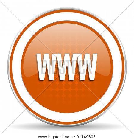 www orange icon