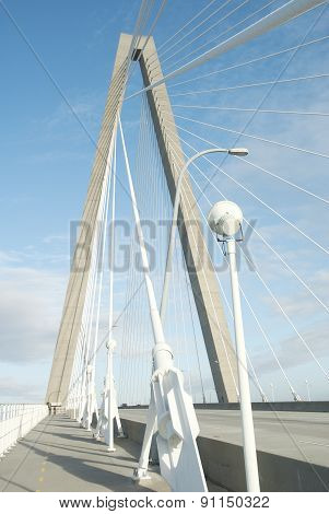 Arthur Ravenel Bridge, Charleston, South Carolina