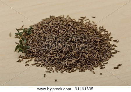 Dry Caraway