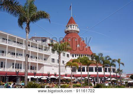 Victorian Hotel del Coronado