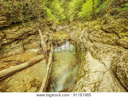 Deep Canyon.