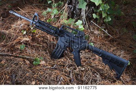Black Carbine