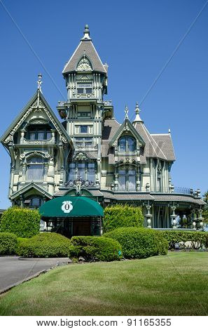 Carson House in Eureka California