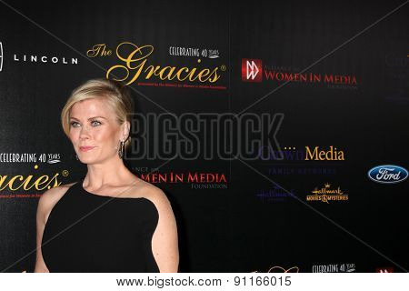 LOS ANGELES - MAY 19:  Alison Sweeney at the 40th Anniversary Gracies Awards at the Beverly Hilton Hotel on May 19, 2015 in Beverly Hills, CA