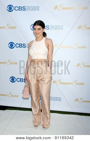 LOS ANGELES - MAY 18:  Kathrine Herzer at the CBS Summer Soiree 2015 at the London Hotel on May 18, 2015 in West Hollywood, CA
