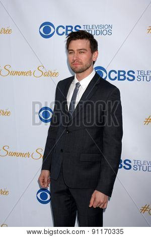 LOS ANGELES - MAY 18:  Torrance Combs at the CBS Summer Soiree 2015 at the London Hotel on May 18, 2015 in West Hollywood, CA