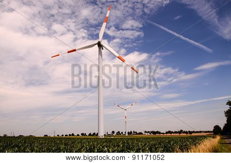 Windmill Wind Turbine