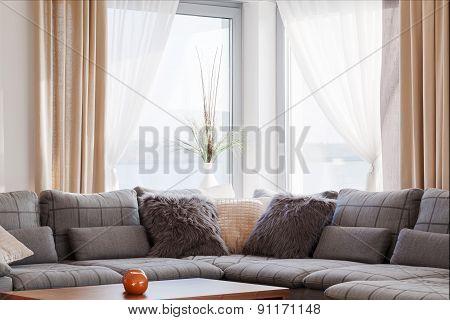 Big Comfortable Sofa