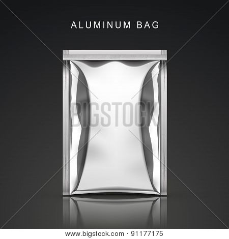 Aluminum Bag Template