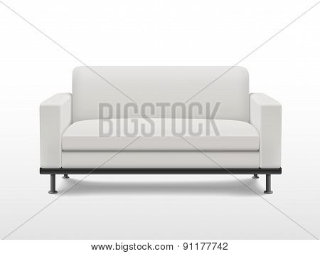 Graceful Blank Sofa
