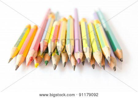 Old Pencils