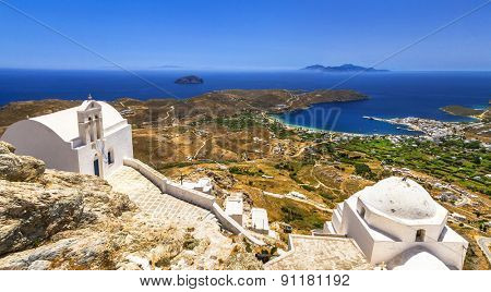 authentic Greece- Serifos island, Cyclades