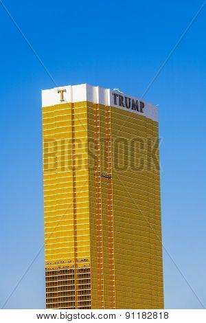 The Trump Hotel In Las Vegas