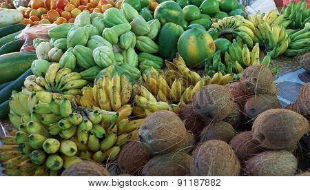 Tropical Market