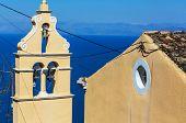 stock photo of chapels  - Little chapel in Greece - JPG