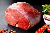 image of veal meat  - Raw meat - JPG