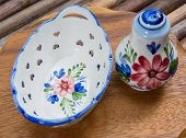 picture of crockery  - set of crockery from Holland - JPG