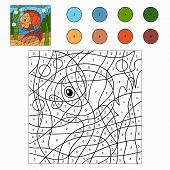 picture of game-fish  - Game for children - JPG