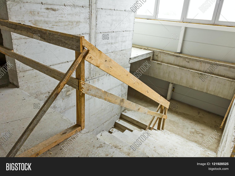Staircase construction precious home design