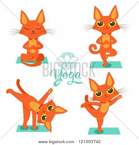 Yoga Cat Pose. Yoga Cat Vector. Yoga Cat Meme. Yoga Cat Images. Yoga Cat Position. Yoga Cat Figurine. Cat Costume. Cat As Toy. Yoga Cat Statue. Yoga Cat Balance. Vector Cat. Cartoon Cat Meditation.