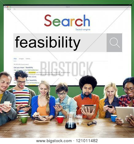 Feasibility Analysis Planning Possibility Potential Concept