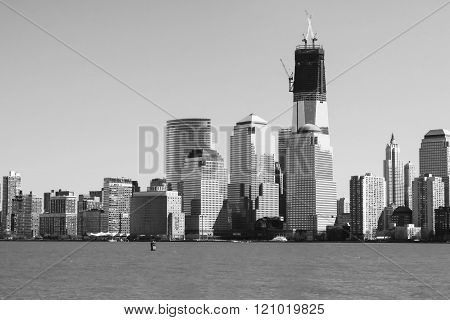 Lower Manhattan 2012