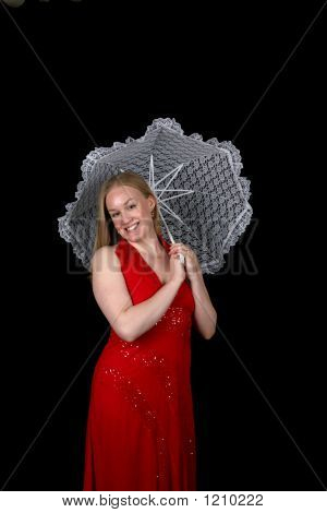 Pretty With A Parasol