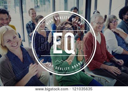 EQ Emotional Quotient Empathy Evaluation Felling Concept