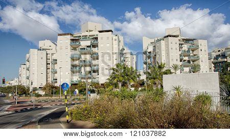 Kiryat Kramim neighbourhood in Rishon LeZion