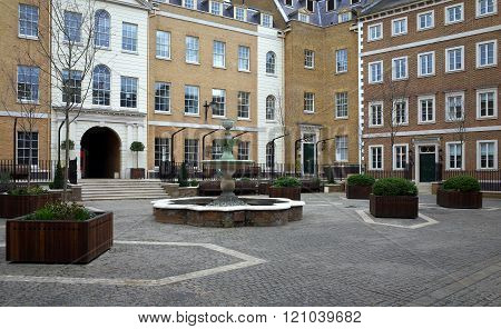 Heron Square - London