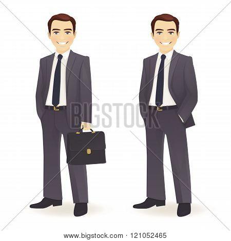 Businessman set