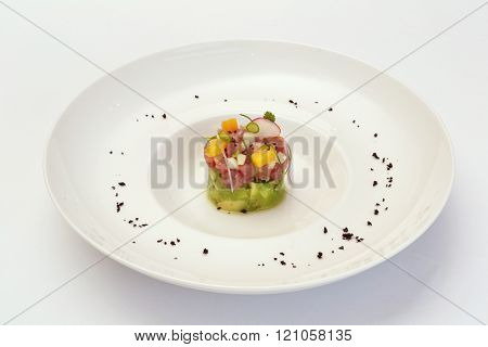 Comida Gourment - Salmón