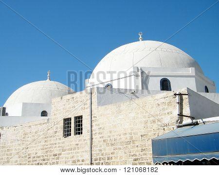Jaffa White Domes 2010