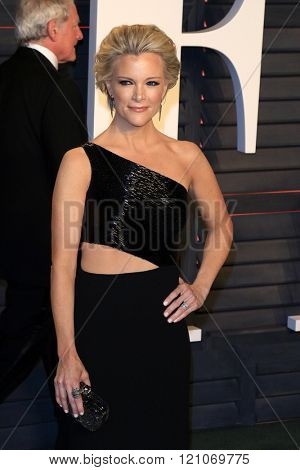 LOS ANGELES - MAR 3:  Megyn Kelly at the Bosch Season 2 Premiere Screening at the Silver Screen Theater at the Pacific Design Center on March 3, 2016 in West Hollywood, CA
