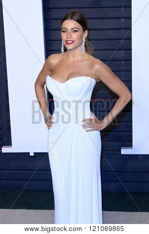 LOS ANGELES - MAR 3:  Sofia Vergara at the Bosch Season 2 Premiere Screening at the Silver Screen Theater at the Pacific Design Center on March 3, 2016 in West Hollywood, CA