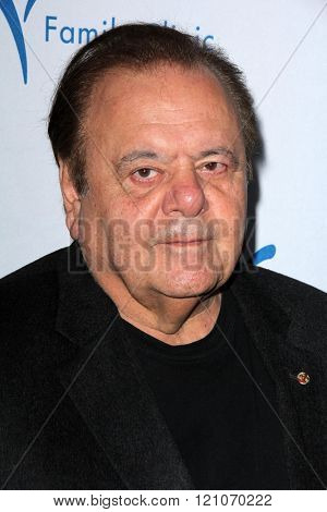 LOS ANGELES - MAR 7:  Paul Sorvino at the Silver Circle Gala 2016 at the Beverly Hilton Hotel on March 7, 2016 in Beverly Hills, CA