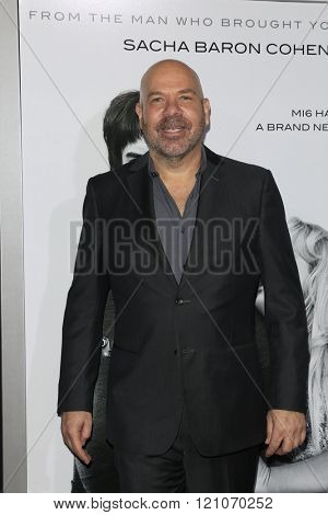 LOS ANGELES - MAR 3:  Jason Stuart at the The Brothers Grimsby Premiere at the Regency Village Theater on March 3, 2016 in Westwood, CA