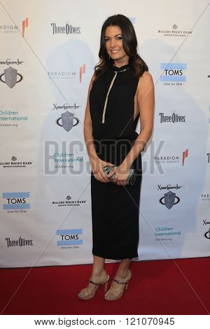 LOS ANGELES - MAR 5:  Laura Feretta at the Children International Charity's Share The Love Around The World Fundraiser at the Rocky Oaks Malibu on March 5, 2016 in Malibu, CA