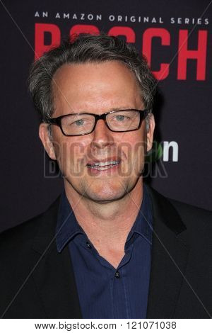 LOS ANGELES - MAR 3:  Steven Culp at the Bosch Season 2 Premiere Screening at the Silver Screen Theater at the Pacific Design Center on March 3, 2016 in West Hollywood, CA