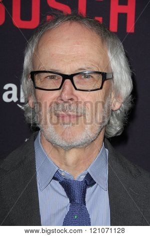 LOS ANGELES - MAR 3:  Pieter Jan Brugge at the Bosch Season 2 Premiere Screening at the Silver Screen Theater at the Pacific Design Center on March 3, 2016 in West Hollywood, CA