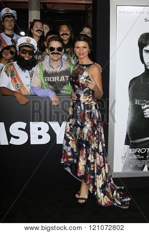 LOS ANGELES - MAR 3: Danielle Vasinova at the Premiere of 'The Brothers Grimsby' at the Regency Village Theater on March 3, 2016 in Los Angeles, California
