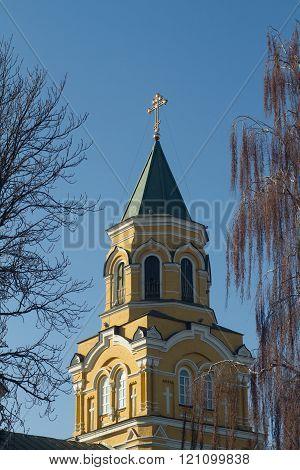 Small Orthodox Church